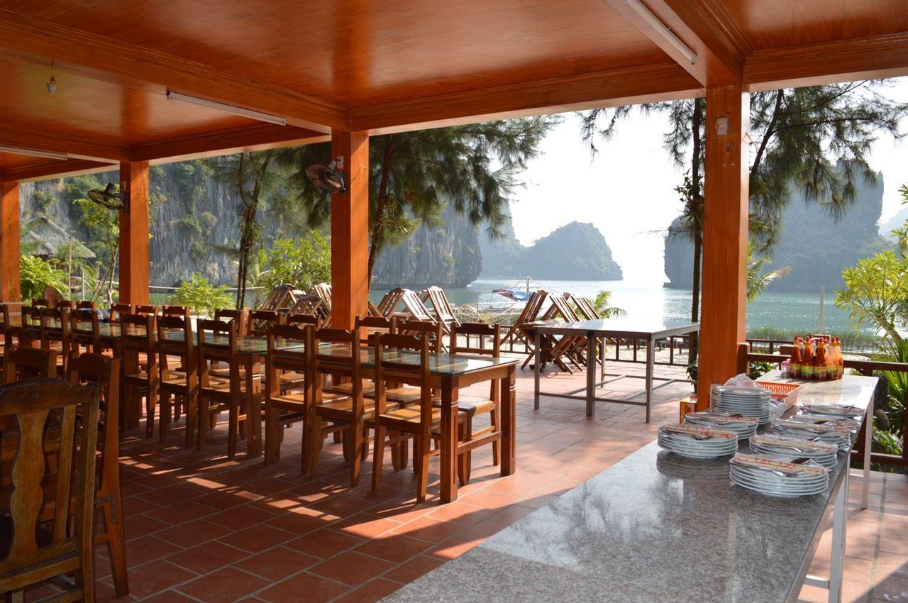 Nhà hàng view biển