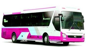 Cat Ba - Sa Pa (sleeping bus)